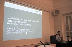 MMMag. Dr. Philipp Loser