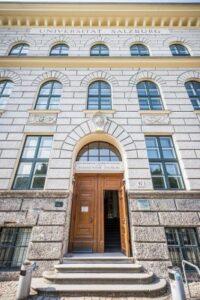 Haustür Gebäude Rudolfskai