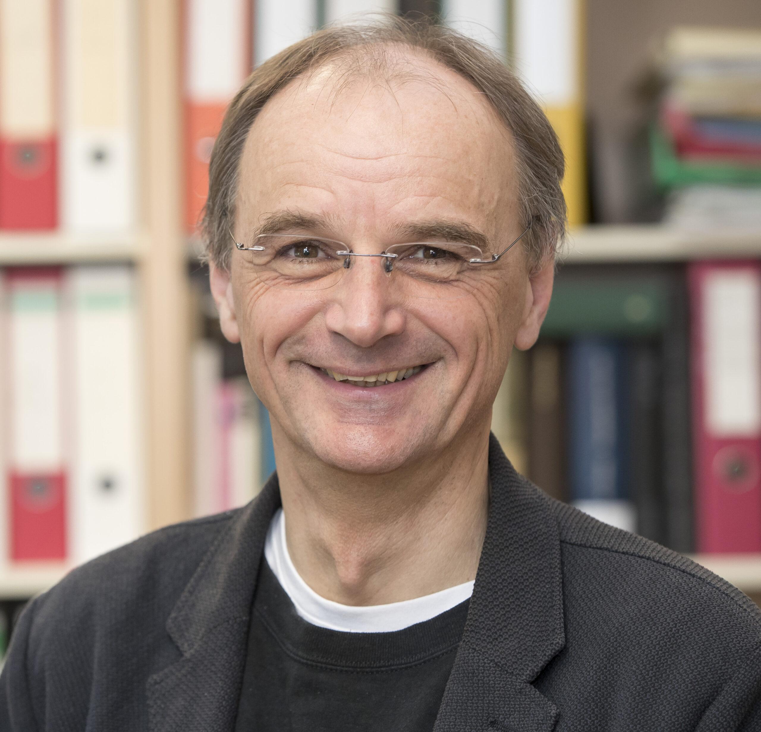 Prof. Arno Strohmeyer, FB Geschichte der PLUS