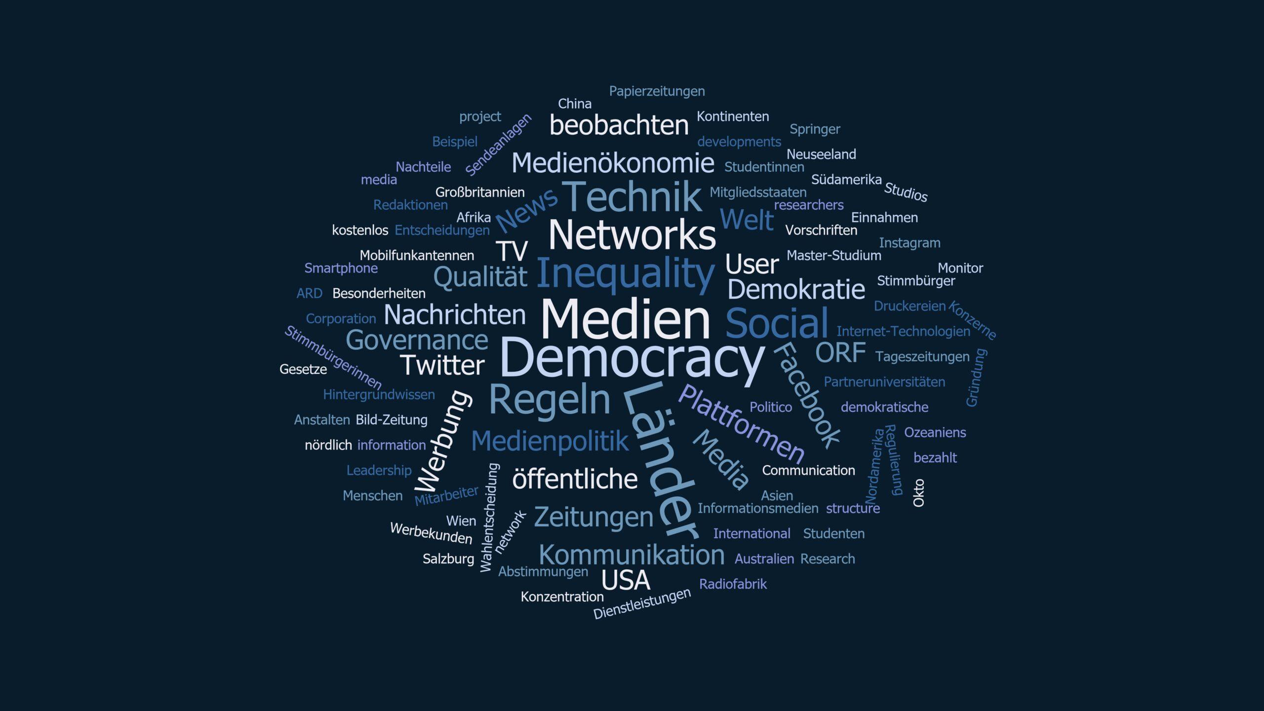 Abteilung Medienpolitik und Medienökonomie