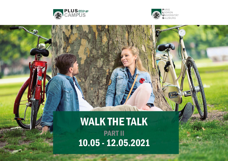Walk the Talk II - Sujet